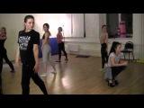 Школа танцев Top Dance | Стриппластика с Кристиной Беловой | Открытый урок 17.01.2016