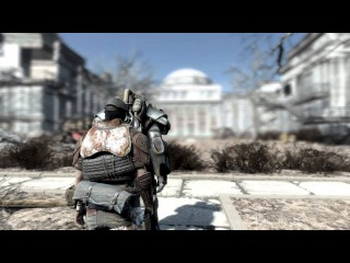 Fallout 4: Blurry screen bug...