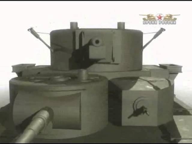Пятибашенный тяжелый танк Т 35