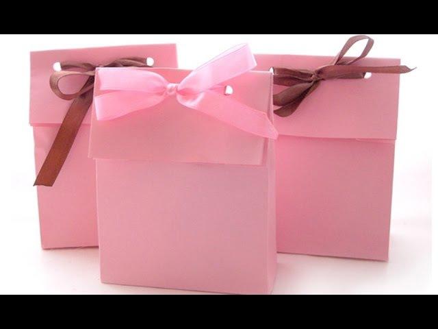 Упаковка для Подарков Как Сделать Своими Руками Оригами Из бумаги Поделки с детьми