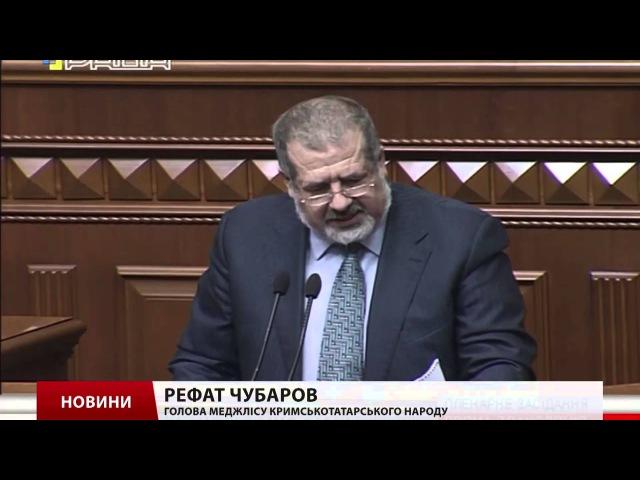 Енергетична блокада Криму відновиться через два тижні