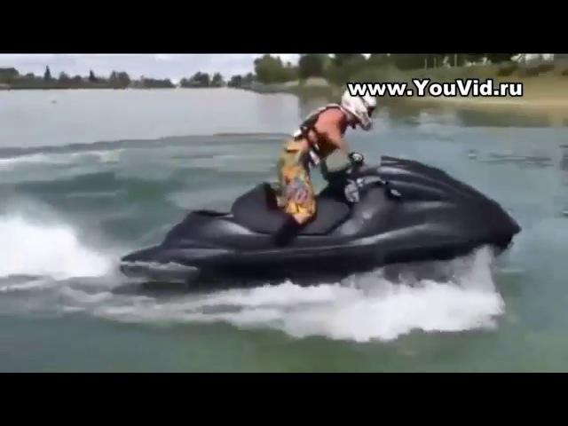 Гидроцикл с мотором от мотоцикла r1