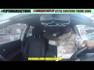 flipsongreactions #45 LITTLE EINSTEINS THEME SONG