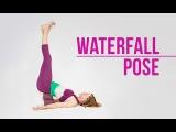 Yoga Pose - Waterfall Pose (FitABS)