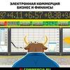 Электронная коммерция. Бизнес и финансы.
