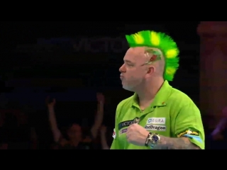 Peter Wright v Ian White (PDC World Matchplay 2016 / Round 2)