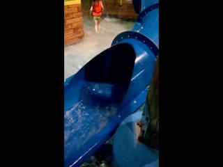 Отдыхаем с Тосей ......Казань аквапарк Ривьера....