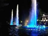 Поющий фонтан на ул.Красной г.Краснодар к.т.Аврора