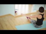 Боди-балет для начинающих урок №3 Workout Будь в форме
