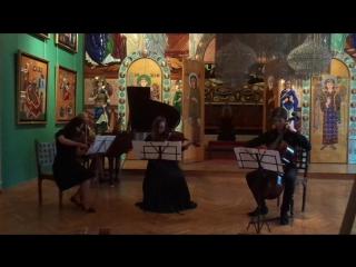 Малер. Квартет для фортепиано, скрипки, альта и виолончели