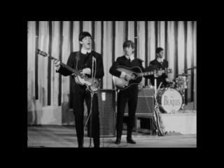 Видео британская рок-группа Битлз \ The Beatles – Love Me Do (1963)