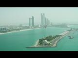 Новая американская горка в Абу-Даби