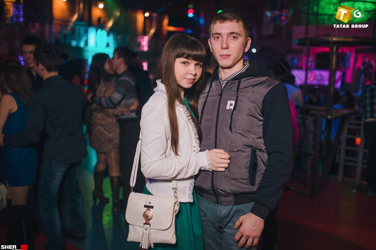 Tatat party. 7.03.16. Ульяновск. Ленар Сафиев