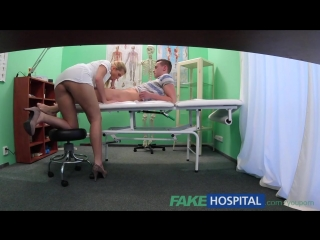 YouPorn - Fake Hospital Stud caught giving nurse a creampie
