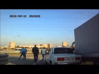 Приколы на дороге гоблинская озвучка