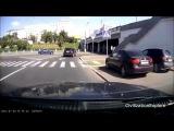 Авто приколы на дорогах. Автомобильные приколы с девушками за рулем, дтп, пешеходами