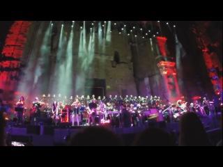 Hans Zimmer Live 2016 - Full Live @ Théâtre Antique d'Orange (05/06/2016, Last Tour Date)