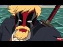 Spider Man Vs Deadpool (Ultimate Spider-Man)