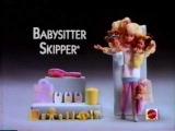 1994 Mattel Babysitter Skipper Commercial
