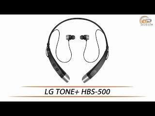 LG TONE HBS-500 - видеообзор беспроводной гарнитуры