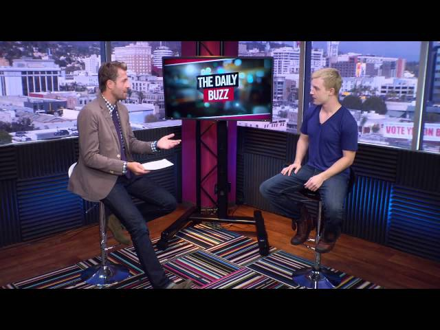 The Daily Buzz: Actor from 'Hatfields' 'McCoy's' and 'Twilight'