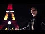 CAPTAIN AMERICA: CIVIL WAR Viral Clip - Robert Downey Jr. Thanks #TeamIronMan Fans at Eiffel Tower