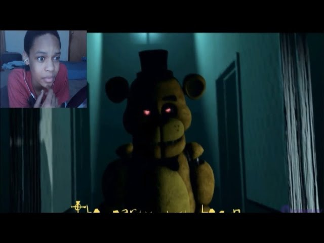 [FNAF SFM] You Can't Escape Me REACTION | THE NIGHT'S NOT OVER YET