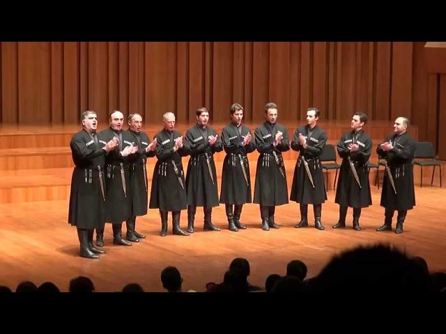 Ensemble Rustavi - SVANURI PERKHULI