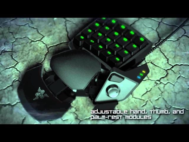 Razer Orbweaver Mechanical Gaming Keypad