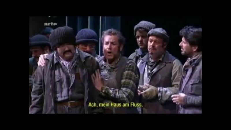 La Fanciulla del West. Giacomo Puccini. (Stemme Kaufmann)