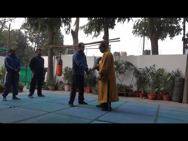 SHAOLIN INDIA - SHIFU KANISHKA SHAOLIN TRADITIONAL COMBAT