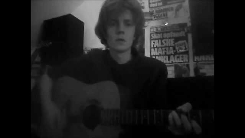 My Bloody Valentine - Only Shallow acoustic cover
