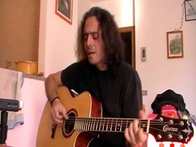 Ancora Qui - Elisa and Ennio Morricone- Cover by Giugy74 - Django Unchained- (Lyrics and Chords)