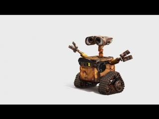 ВАЛЛ·И/WALL·E (2008) Промо-ролик  ;Валл-И и наушники
