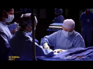 Анатомия страсти/Grey's Anatomy (2005 - ...) ТВ-ролик (сезон 9, эпизод 12)