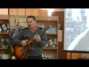 литературно-музыкальная композиция «Владимир Высоцкий: жизнь, легенда, судьба» выступает А. Рузанкин