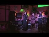 Трио Аллилуя из репертуара K.D. Lang исполняют Алена Елесеева, Лиза Карлова и Елена Перешеина