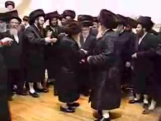 Hasidic Dance at Wedding