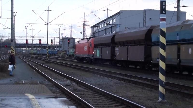 (13.01.16) Stanice Ostrava hlavni nadrazi