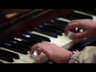 Уроки фортепиано, промо-ролик
