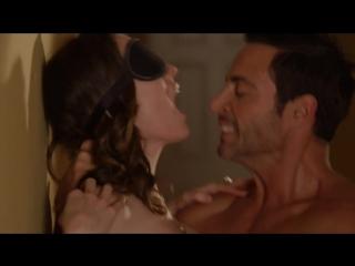Ashlynn yennie - submission (2016) (s01e04) (эротическая постельная сцена из фильма знаменитость трахается голая sex scene секс)