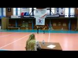Чемпионат и Первенство Самарской области Гайфуллина Эмилия и Хайдаров Амир,2ое место.