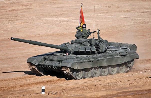 Т-72Б3, Буревестник