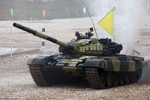 Т-72, Урал