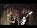 Rocker and Campbell doing one for Levon Helm HD