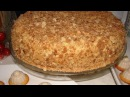 Домашняя выпечка Рецепт-Торт Наполеон