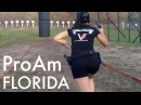 Jessica Hook Shooting Steel at the Pro-Am Florida 2013 D with TTI Glock 34