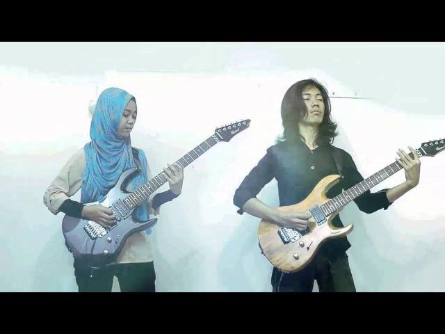 Born Of Osiris - MΔCHINE [Guitar Cover]