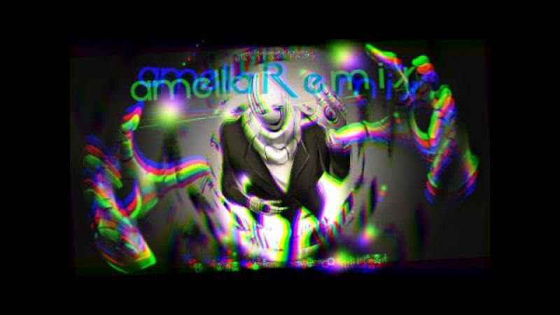[Undertale] Gasters Theme Remix - W. D. Gasters Megalovania (amella Remix)