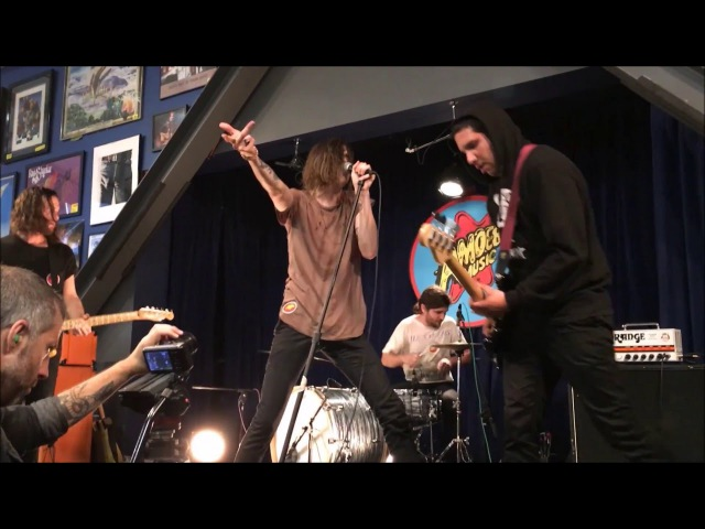 Plague Vendor - Live at Amoeba, Hollywood 3/24/2016 pt.1